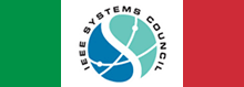 IEEE Italy Section Systems Council Chapter (ISSCC) logo